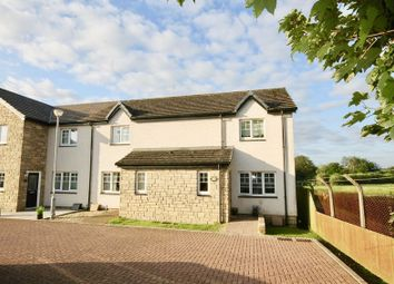 Thumbnail 2 bed semi-detached house for sale in Millbank Street, Dalrymple, Ayr
