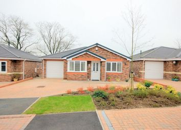Thumbnail 3 bed bungalow for sale in Meadow Croft, Meadow Road, Barlaston, Stoke-On-Trent