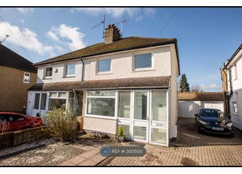 Thumbnail 3 bed semi-detached house to rent in The Crescent, Abbots Langley