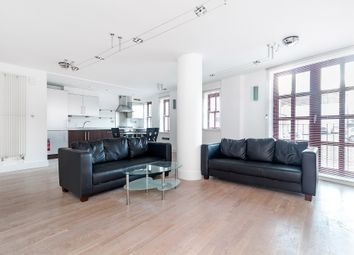 Thumbnail 2 bed flat to rent in Eagleworks, London