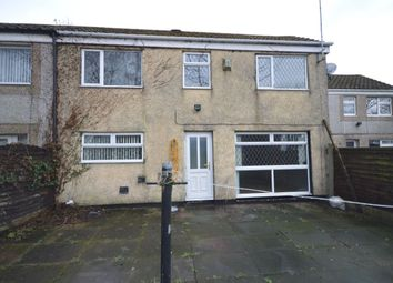 Thumbnail 3 bed terraced house for sale in Elswick, Skelmersdale