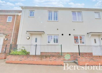 Thumbnail 2 bed semi-detached house for sale in Widvale Road, Mountnessing, Brentwood, Essex