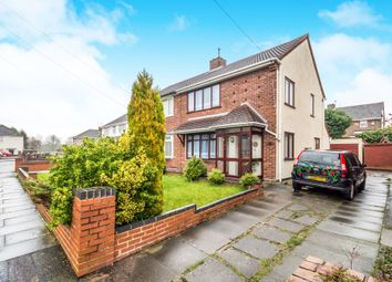 Thumbnail 3 bed semi-detached house for sale in Devon Road, Woods Estate, Wednesbury