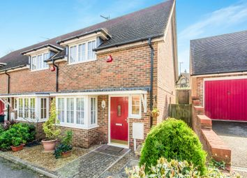 Thumbnail 2 bed end terrace house for sale in Winter Gardens, Crawley
