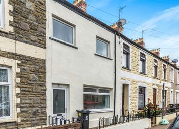 Thumbnail 4 bed terraced house for sale in Harold Street, Roath, Cardiff