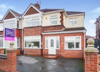 4 bed semi-detached house for sale in Northway, Maghull, Liverpool L31
