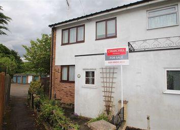 Thumbnail 2 bedroom end terrace house for sale in Hornbeam Road, Buckhurst Hill, Essex