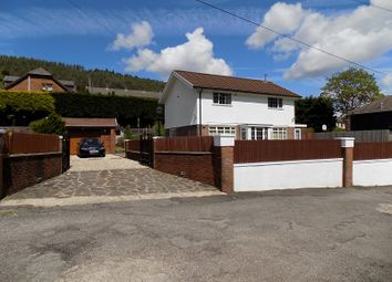 Thumbnail 4 bed detached house for sale in Railway Terrace, Cwmparc, Rhondda, Cynon, Taff.