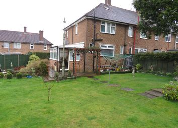 Thumbnail 2 bedroom end terrace house for sale in Outer Circle, Southampton