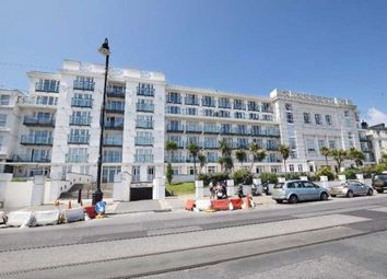 Thumbnail 2 bed flat for sale in Central Promenade, Douglas