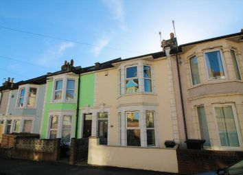 Thumbnail 3 bed terraced house for sale in Kensal Road, Victoria Park, Bristol