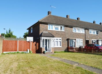 Thumbnail End terrace house for sale in Tring Walk, Romford