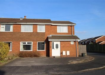 Thumbnail 4 bed property for sale in Westfields, Leyland