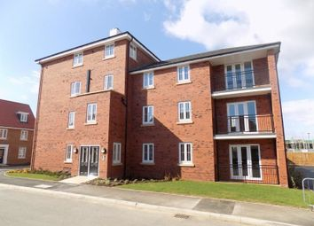 Thumbnail 2 bed flat to rent in Buttermere Crescent, Lakeside, Doncaster