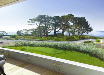 Thumbnail 2 bed flat for sale in Ocean House, Sea Road, Carlyon Bay, St Austell