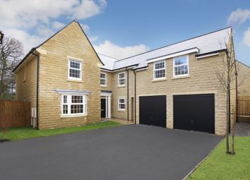 "Thumbnail 5 bedroom detached house for sale in ""Arbury"" at Church Lane, Hoylandswaine, Sheffield"