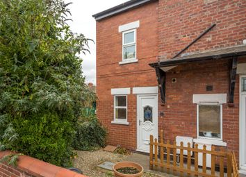 Thumbnail 3 bed flat for sale in Poppleton Road, York
