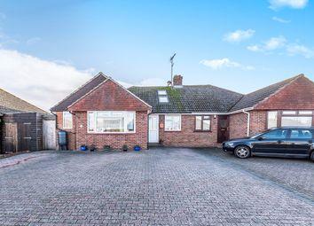 Thumbnail 4 bed semi-detached bungalow for sale in Denham Drive, The Berg Estate, Basingstoke