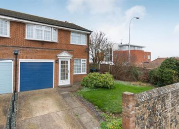 Thumbnail 3 bed end terrace house to rent in Thanet Road, Westgate-On-Sea