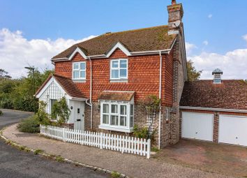 Thumbnail 4 bed detached house for sale in Florlandia Close, Sompting, Lancing