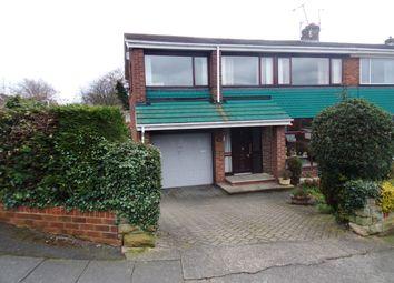 Thumbnail Semi-detached house for sale in Berkdale Road, Gateshead