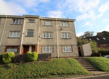Thumbnail 2 bed flat to rent in Rowan Close, Mountain Ash