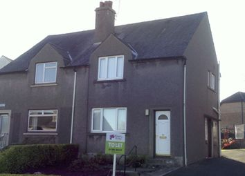Thumbnail 2 bedroom semi-detached house to rent in Clark Street, Stirling, 0Jr