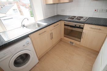 Thumbnail 2 bed flat to rent in George Street, Warminster, Wiltshire