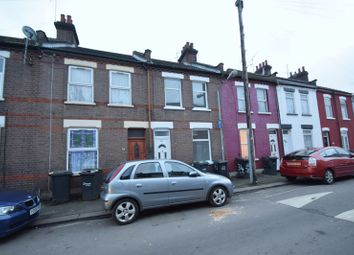 Thumbnail 2 bedroom terraced house to rent in Wimborne Road, Luton