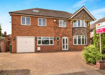 Thumbnail 6 bed detached house for sale in Birmingham Road, Great Barr, Birmingham