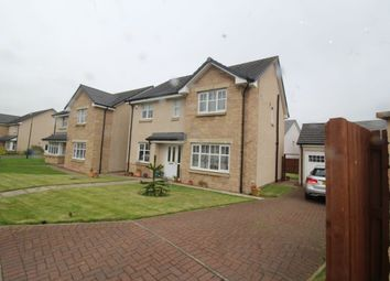 Thumbnail 5 bed detached house for sale in Brown Crescent, Bathgate