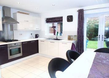 Thumbnail 3 bed semi-detached house for sale in Sandfield Crescent, Whiston, Prescot