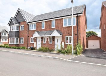 Thumbnail 2 bed terraced house for sale in Westall Street, Shinfield, Reading