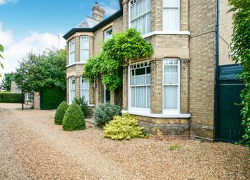 Thumbnail 5 bed detached house for sale in Princes Walk, March