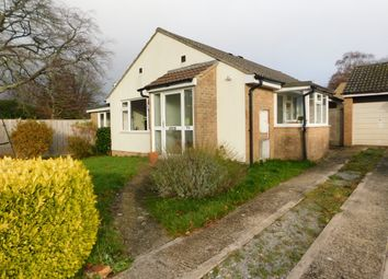 Thumbnail 2 bed detached bungalow for sale in Fosseway Close, Axminster