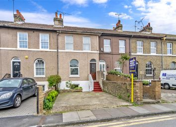 Thumbnail 2 bedroom terraced house for sale in Zion Place, Gravesend, Kent