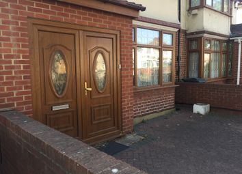 Thumbnail 3 bed maisonette to rent in Vicarage Farm Road, Heston