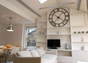 Thumbnail 3 bed flat to rent in Pembridge Crescent, London
