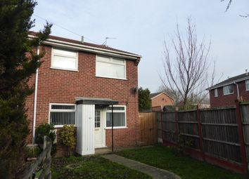 Thumbnail 1 bed semi-detached house to rent in Mondello Drive, Derby