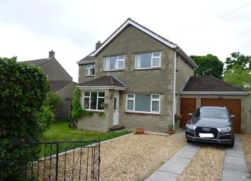 Thumbnail 3 bed detached house for sale in Stancomb Avenue, Trowbridge