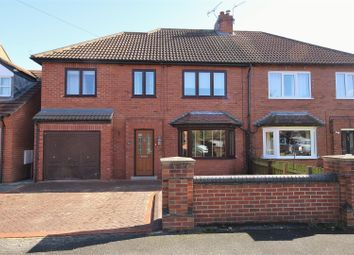 Thumbnail 4 bed semi-detached house for sale in West Park, Selby