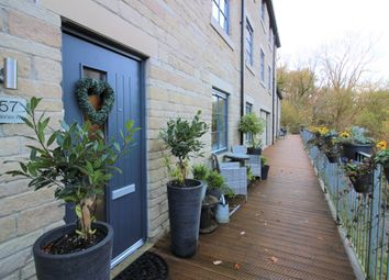 Thumbnail 3 bed mews house for sale in Kinderlee Way, Chisworth, Glossop