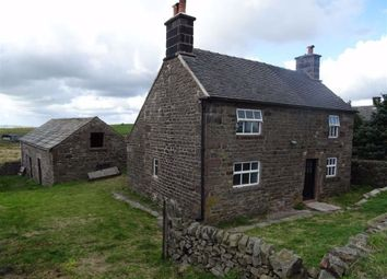 Thumbnail 2 bed detached house for sale in Quarnford, Buxton, Derbyshire