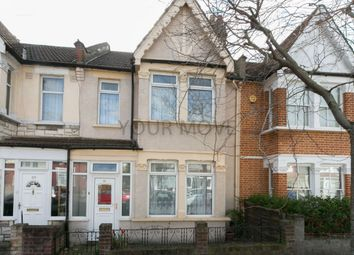 Thumbnail 3 bedroom terraced house for sale in Theobald Road, Walthamstow, London