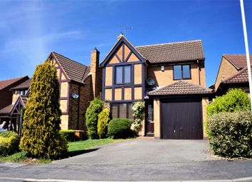 Thumbnail 4 bed property for sale in Wesley Way, Markfield