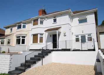 Thumbnail 4 bed semi-detached house for sale in Portway, Shirehampton, Bristol