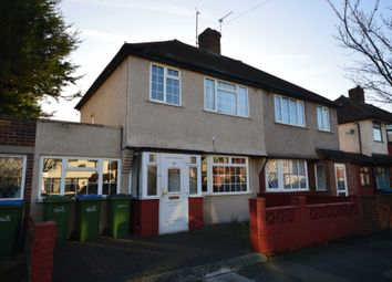 Thumbnail 4 bed detached house to rent in Birkdale Road, London