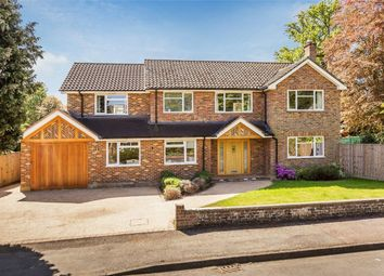 Thumbnail 5 bed detached house for sale in Wildacres, West Byfleet