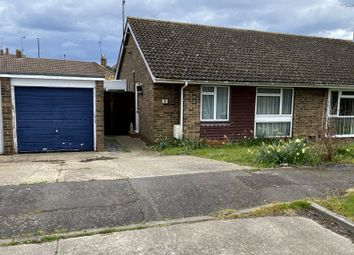 Thumbnail 2 bed bungalow for sale in Trent Close, Sompting, Lancing, West Sussex