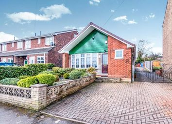 Thumbnail 3 bedroom bungalow for sale in Edward Street, Cannock, Staffordshire, Staffs